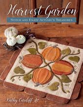 Harvest,Garden,author,Kathy,Cardiff,Auntie,Jus,Quilt,Shoppe