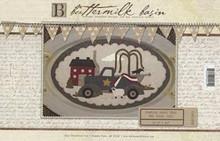 Vintage,Truck,Thru,Year,July,pattern,Buttermilk,Basin