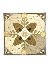 Buzzings,table,topper,wall,quilt,pattern,designer,Heart,Hand,Kathi,Campbell