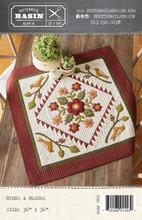 Birds,Blooms,pattern,designer,Buttermilk,Basin,kit,Auntie,Jus,Quilt,Shoppe