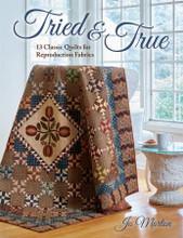 Jo,Morton,author,quilt,book,Tried,True,,auntie,jus,quilt,shoppe