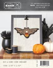 Bat,Candy,Corn,Halloween,Ornament,pattern,Buttermilk,Basin,kit,Auntie,Jus,Quilt,Shoppe