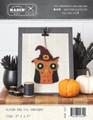 Oliver,Owl,Halloween,Ornament,pattern,Buttermilk,Basin,kit,Auntie,Jus,Quilt,Shoppe