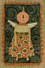 Punch,needle,pattern,Teresa,Kogut,Auntie,Jus,Quilt,Shoppe,TK115,Harvest,Dress
