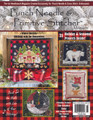 B Punchneedle & Primitive Stitcher Winter/Christmas 2020 (free shipping does not apply)
