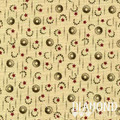 Diamond,Textiles,Humble,Beginnings,D#4,cream/green,Auntie,Jus,Quilt,Shoppe