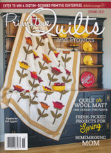 Primitive,Quilts,Projects,Spring,2021,Issue,Auntie,Jus,Quilt,Shoppe