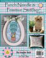 Punchneedle,Primitive,Stitcher,magazine,Spring,2021,Auntie,Jus,Quilt,Shoppe