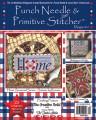 Punchneedle,Primitive,Stitcher,magazine,Summer,2021,Auntie,Jus,Quilt,Shoppe