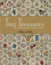 Tiny,Treasures,book,author,Kathy,Schmitz,Auntie,Jus,Quilt,Shoppe