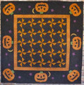 Pumpkins in the Moonlight pattern