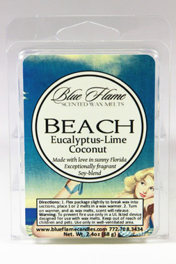 Beach Scented Melt