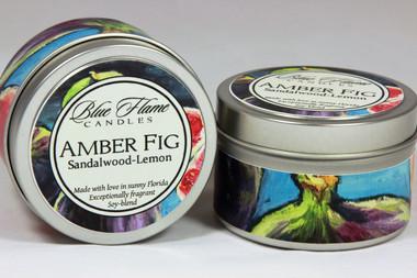 Amber Fig Travel Tin