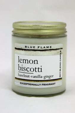 Lemon Biscotti Gold Top