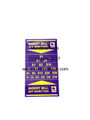 Pyramid Apex 5000 Bill Denomination Label Sheet - Purple