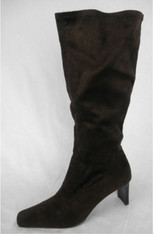 Rampage Brown Below the Knee Boots