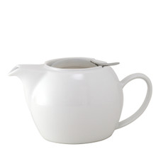 Zero Japan - BBN-80 - Stackable Teapot - White - 700cc