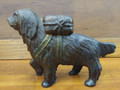 1920's A.C. WILLIAMS CAST IRON ST. BERNARD RESCUE BANK