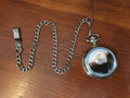 AL AGNEW & WESTMINSTER POCKET WATCH WITH EAGLE FACE W/ CERTIFICATE OF AUTHENTICITY