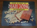 THE GAME OF MAH JONG ILLUSTRATED BOOK COPYRIGHT 2000