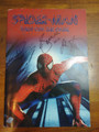 SIGNED SPIDER-MAN TURN OFF THE DARK THE MUSICAL SOUVENIR PROGRAM