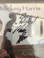 "VTG MICKEY HARRIS SIGNED ""KNEEL AND PRAY"""