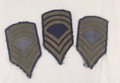 VINTAGE WWII US ARMY MASTER SGT ARM PATCH