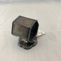 ANTIQUE ROGERS SMITH & CO SILVER-PLATED NAPKIN HOLDER