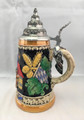 NEW! VINTAGE DISNEY PARKS BIERKRUG KING OKTOBERFEST LIMITED EDITION BEER STEIN