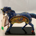 "NEW ©2005 TRAIL OF PAINTED PONIES ""KOKOPELLI PONY"""
