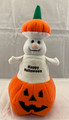 PLUSH POP UP RETRACTABLE HALLOWEEN JACK-O-LANTERN GHOST IN UNPLAYED W/CONDITION