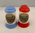 ROCK CITY LOOKOUT MOUNTAIN SALT AND PEPPER SHAKERS