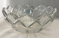 NEW! WEDGWOOD CRYSTAL SERVING BOWL