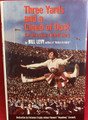 THREE YARDS & A CLOUD OF DUST THE OHIO STATE FOOTBALL STORY BY BILL LEVY ©2004