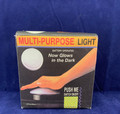 NEW OLD STOCK BATTERY OPERATED MULTI-PURPOSE LIGHT WITH PUSH SWITCH