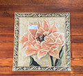"""""""TULIP UNVEILED III"""" WOVEN COTTON TAPESTRY BY PURE COUNTRY, INC MADE IN AMERICA"""