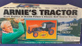 ©1998 NEW IN BOX ARNIE'S TRACTOR SCALE REPLICA OF ARNOLD PALMER'S GOLF TRACTOR