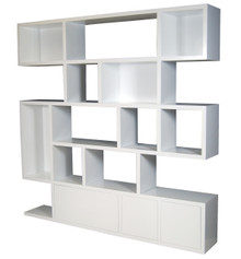 Grid Bookcase