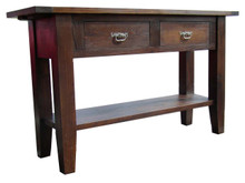 Sideboard with drawers & shelf