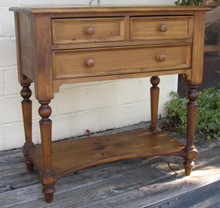 3-Drawer Bedside Table