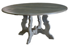 Adams Pedestal Table