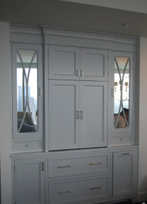 Frantz Wall Unit