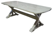 T877 XW Trestle Table