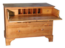 Chest with Secretaire Drawer
