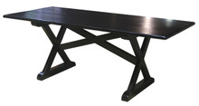 T811 XY Trestle Table