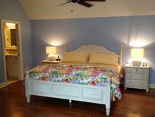 Caroline Bed & C105
