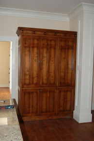 Craftsmen style built in pantry