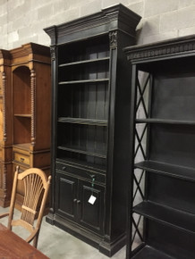 Stock Item - Bookcase with Carved Corbels