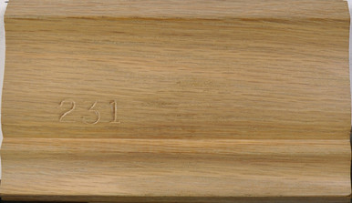 Oak Sample #231