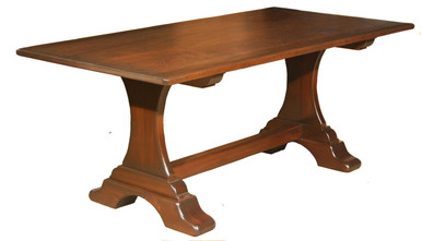 Parisian Trestle Table